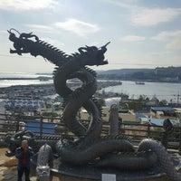 Photo taken at 구룡포 근대문화거리 by Heeseon P. on 11/28/2015