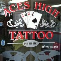 Myrtle Beach Tattoo Parlor Reviews