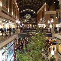 Photo taken at City Creek Center by Christopher B. on 12/2/2012