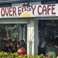Photo taken at Over Easy Café by Sanibel S. on 1/6/2014
