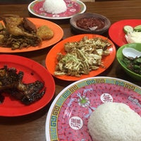 Photo taken at Warung Nasi Ibu Imas 1 by Gracia S. on 9/4/2016