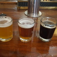 Photo taken at Blackwater Brewing Company by JB F. on 2/28/2016
