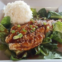 Photo taken at Bhan Thai by Kenneth B. on 9/25/2015