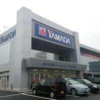 Photo taken at ヤマダ電機 テックランド名古屋千種店 by Go on 11/10/2013
