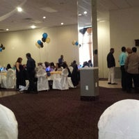 Photo taken at Swagat Banquet Hall by Nigel D. on 6/8/2014