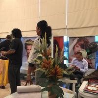 Photo taken at Ramani Fernando Salon Cinnamon by Nigel D. on 6/18/2015