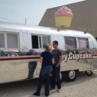 Photo taken at Hey Cupcake! by Ashley G. on 3/7/2013