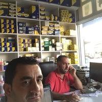 Photo taken at Deniz Oto Yedek Parça & Aksesuar by İbrahim D. on 6/26/2015