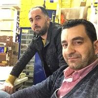 Photo taken at Deniz Oto Yedek Parça & Aksesuar by İbrahim D. on 2/26/2016