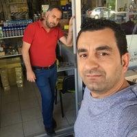 Photo taken at Deniz Oto Yedek Parça & Aksesuar by İbrahim D. on 5/6/2016