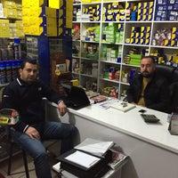 Photo taken at Deniz Oto Yedek Parça & Aksesuar by İbrahim D. on 1/28/2016