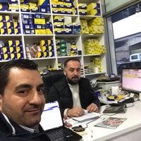 Photo taken at Deniz Oto Yedek Parça & Aksesuar by İbrahim D. on 2/12/2016