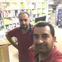 Photo taken at Deniz Oto Yedek Parça & Aksesuar by İbrahim D. on 8/13/2015
