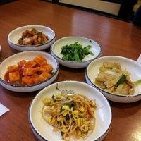 Photo taken at MIRIM Restaurante Coreano | 미림 by Julie P. on 6/5/2014