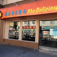 Photo taken at Pho Delicious by Kenley G. on 8/17/2016
