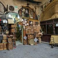 Photo taken at سوق القباقية by Nadır O. on 7/15/2017