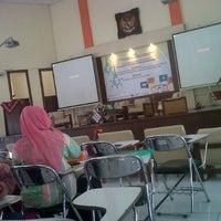 Photo taken at STPN (Sekolah Tinggi Pertanahan Negara) by Cekot T. on 5/19/2016