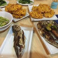 Photo taken at Raja Oci Restaurant by Ivana Margrethesa M. on 5/8/2015
