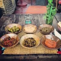 Photo taken at Souk Kafe by Erhan D. on 10/14/2013