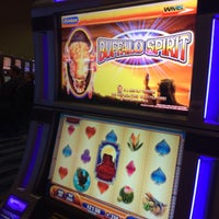 Photo taken at St Croix Casino Danbury by Missy H. on 1/17/2015