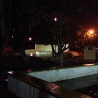 Photo taken at Parque Villas del Sol by Alfonso R. on 10/10/2013
