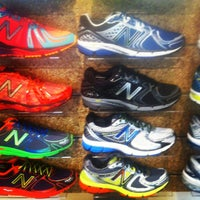 Photo taken at New Balance by Marc K. on 2/17/2013