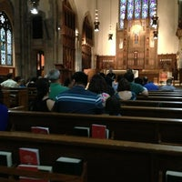 Photo taken at St. Mary Church by JJ R. on 7/11/2013