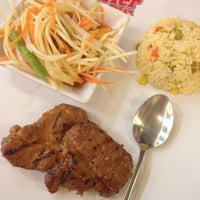 Photo taken at Jeffer Steak by Momorin M. on 7/30/2014