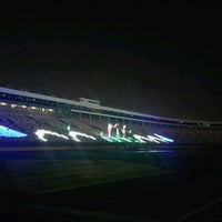 Photo taken at Charlotte Motor Speedway by Constance N. on 12/13/2016