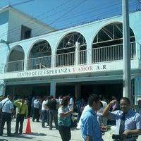 Photo taken at Centro de Fe, Esperanza y Amor. Solidaridad. by Emmanuel M. on 4/27/2014