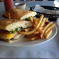 Photo taken at Rincon de Buenos Aires Restaurant by Alexandar B. on 11/13/2012