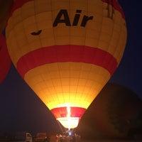 Photo taken at Luxor Balloon by Gözde Ö. on 7/8/2016