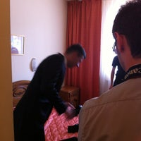 Photo taken at Best Western Meses Hotel by Nedisan V. on 6/15/2013