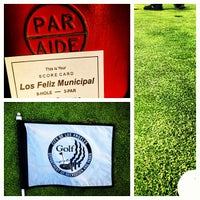 Photo taken at Los Feliz Municipal Golf Course by Blake B. on 1/2/2013