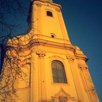 Photo taken at Kostel sv. Josefa by Lukáš M. on 10/29/2014