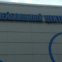 Photo taken at Волейбольный Центр by Светлана А. on 3/22/2014