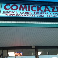 Photo taken at Comickaze Comics Books and More by Tawmis L. on 11/19/2012
