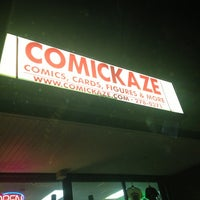 Photo taken at Comickaze Comics Books and More by Tawmis L. on 12/29/2012