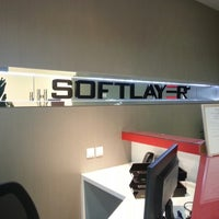 Photo taken at Softlayer Singapore by Ridvan B. on 12/1/2012