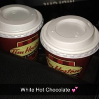 Photo taken at Tim Hortons by Juliie on 7/25/2014