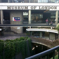 Photo taken at Museum of London by jose antonio c. on 4/25/2013