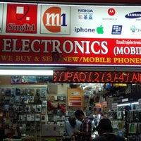 Photo taken at Taj Electronics by James S. on 8/23/2014