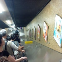 Photo taken at MTR Sheung Wan Station by James S. on 3/28/2014