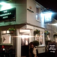 Photo taken at The Alexandra Arms by James S. on 10/5/2015