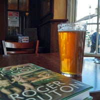 Photo taken at The Crown (Wetherspoon) by James S. on 3/31/2016
