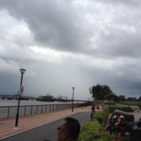Photo taken at Changi Beach Car Park 5 by James S. on 12/15/2013