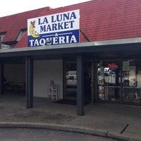 Photo taken at La Luna Market & Taqueria by Peter Z. on 2/18/2014