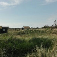 Photo taken at Blåvand by Vivien S. on 5/28/2016