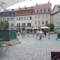 Photo taken at Am Frauenplan by Vivien S. on 5/30/2017