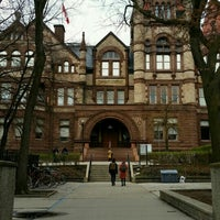 Photo taken at Victoria College, University of Toronto by Milena G. on 5/2/2016